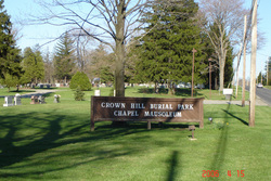 Crown Hill Burial Park