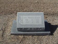 Nina <i>Perdue</i> Gilbert