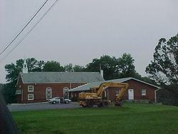 Sand Run Baptist Church Cemetery