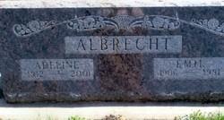 Adeline <i>Heinrich</i> Albrecht