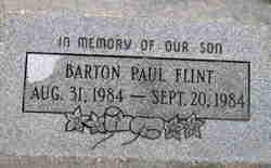 Barton Paul Flint