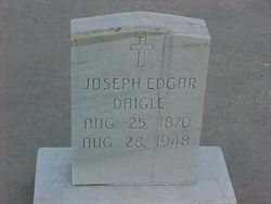 Joseph Edgar Daigle