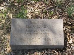 Ella Lakey