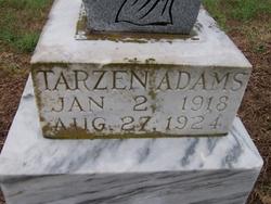 Tarzen Adams