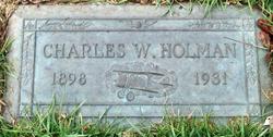 Charles W. Holman