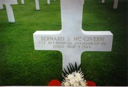 Lieut Bernard J. McGivern