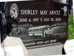 Shirley May Arntz