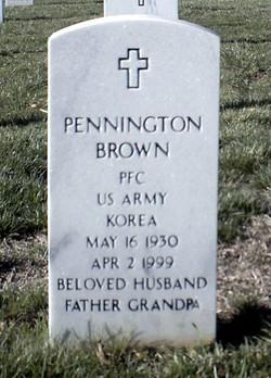 Pennington PENNY Brown