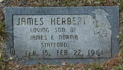 James Herbert Stafford