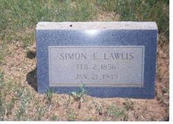 Simon Peter Lawlis