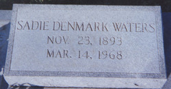 Sadie <i>Denmark</i> Waters