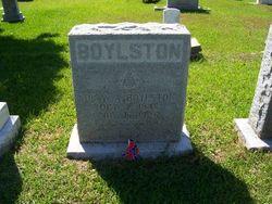 Dr William A. Boylston