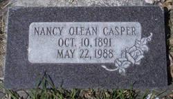 Nancy Olean <i>Grover</i> Casper
