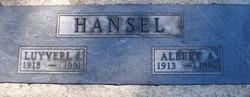 Albert A. Hansel