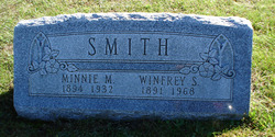 Minnie May <i>Hansel</i> Smith