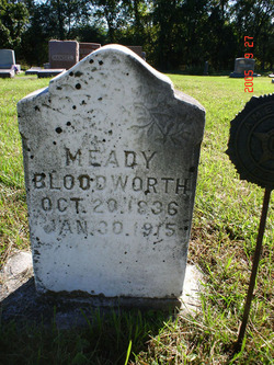 Meady P. Bloodworth