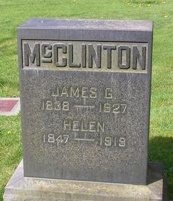 Helen <i>Brandon</i> McClinton