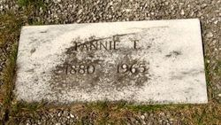 Mary Frances Fannie <i>Thomas</i> Burt