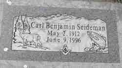 Carl Benjamin Seideman