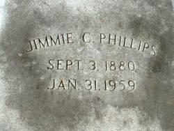 Jimmie Mae <i>Cummings</i> Phillips