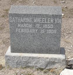 Catherine <i>Wheeler</i> Via