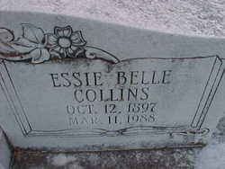 Essie Bell <i>Collins</i> Waits