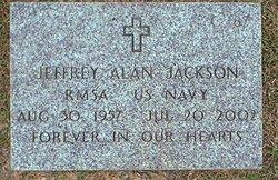 Jeffrey Allen Jackson