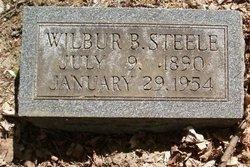Wilbur B Steele