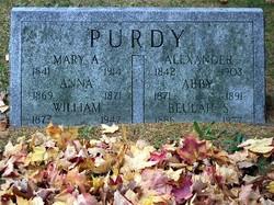 William Judson Bill Purdy