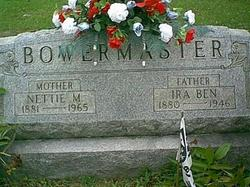 Nettie Mae <i>Hawkins</i> Bowermaster