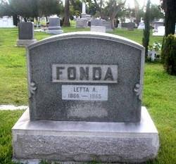 Letta A Fonda