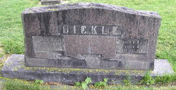 May B <i>Stover</i> Bickle