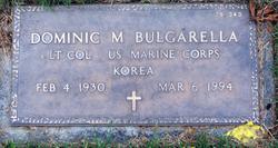 Dominic M Bulgarella
