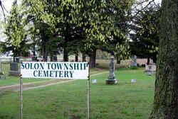 Solon Township Cemetery