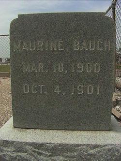 Maurine Baugh