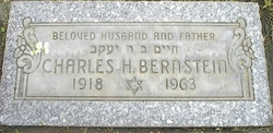 Charles Herbert Bernstein