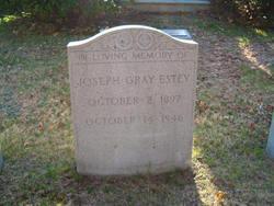 Joseph Gray Estey