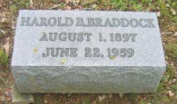 Harold B. Braddock