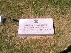 Minor Edward Abbott