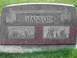 Albert E. Hanson