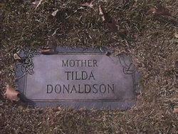 Tilda Ellen <i>Kilgore</i> Donaldson