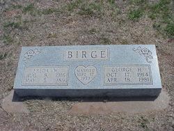 Freda Winona <i>Dickenson</i> Birge