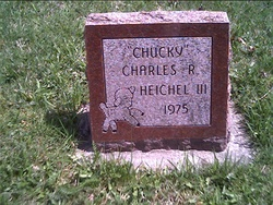 Charles R. Chucky Heichel, III