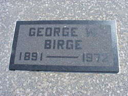 George Washington Birge