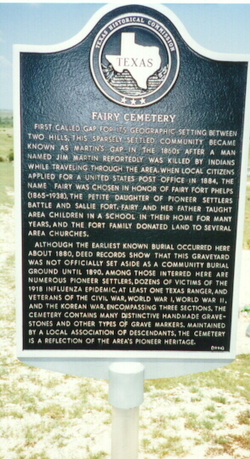 Fairy Cemetery