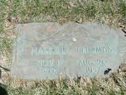 Haskell Thomas