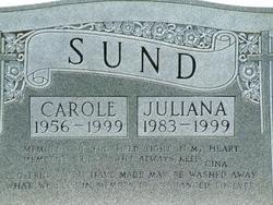 Juliana Juli Sund