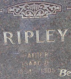 Isaac Davis Ripley