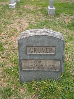 Sarah Alice Gruver