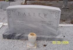 Emma <i>Timms</i> Ballew